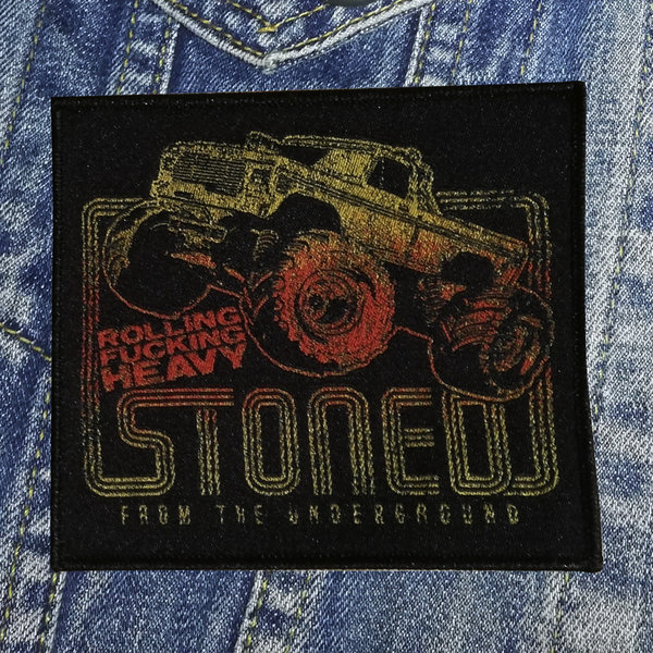 Stoned Patch - Monster Truck