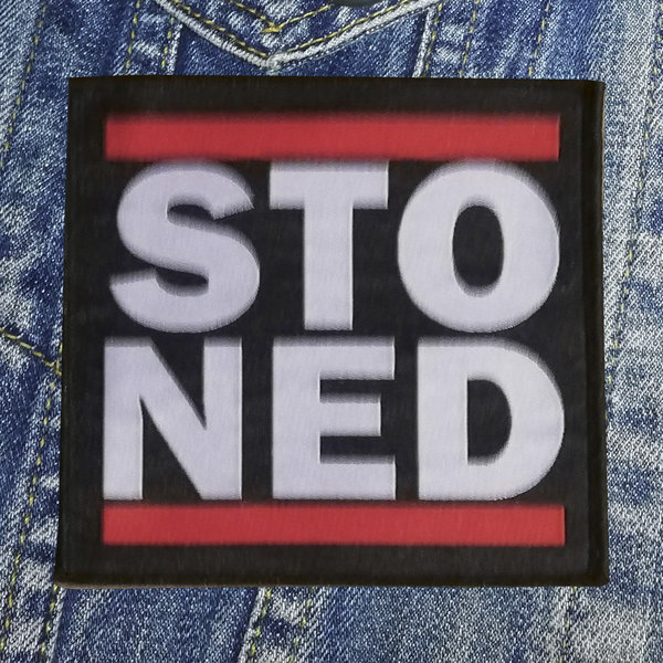 Stoned Patch - STO NED