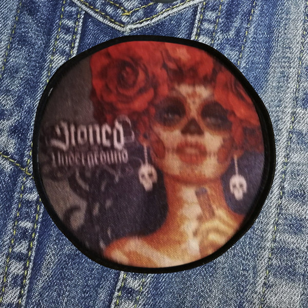 Stoned Patch - Sugar Skull
